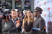 The Recall Kinopremiere - Millennium KinoCity - Mi 15.11.2017 - Laura BILGERI, Wesley SNIPES am Red Carpet, Interviews38