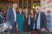 The Recall Kinopremiere - Millennium KinoCity - Mi 15.11.2017 - Sonja KATO und Andreas Mailath POKORNY, Familie Reinhold, Beatri51