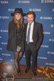 Signa Törggelen - Park Hyatt - Do 16.11.2017 - Rene BENKO mit Ehefrau Natalie51