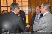 Signa Törggelen - Park Hyatt - Do 16.11.2017 - HC Heinz Christian STRACHE, Josef PR�LL152