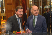 Signa Törggelen - Park Hyatt - Do 16.11.2017 - Rene BENKO, Wolfgang SOBOTKA186