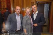 Signa Törggelen - Park Hyatt - Do 16.11.2017 - Gery KESZLER, Doris POMMERENING, Gernot BL�MEL203
