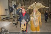 Lifeball Fotoshooting Netrebko - Conchita - Rathaus - Fr 17.11.2017 - Anna NETREBKO, Gery KESZLER22