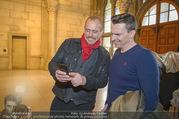 Lifeball Fotoshooting Netrebko - Conchita - Rathaus - Fr 17.11.2017 - Gery KESZLER, Norman SCHENZ31