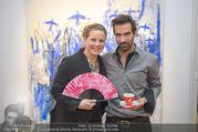 Kaffeesiederball Fächerpräsentation - Galerie Ernst Hilger - Mo 20.11.2017 - Anna KARNITSCHER, Jakob KIRCHMAYR3