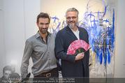 Kaffeesiederball Fächerpräsentation - Galerie Ernst Hilger - Mo 20.11.2017 - Jakob KIRCHMAYR, Cristof CREMER7
