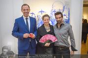 Kaffeesiederball Fächerpräsentation - Galerie Ernst Hilger - Mo 20.11.2017 - Marcel L�FFLER, Anna KARNITSCHER, Jakob KIRCHMAYR8