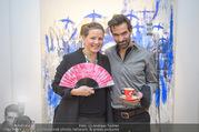 Kaffeesiederball Fächerpräsentation - Galerie Ernst Hilger - Mo 20.11.2017 - Anna KARNITSCHER, Jakob KIRCHMAYR12