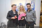 Kaffeesiederball Fächerpräsentation - Galerie Ernst Hilger - Mo 20.11.2017 - Anna KARNITSCHER, Jakob KIRCHMAYR, Silvia SCHNEIDER13