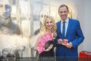 Kaffeesiederball Fächerpräsentation - Galerie Ernst Hilger - Mo 20.11.2017 - Marcel L�FFLER, Silvia SCHNEIDER30