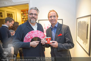 Kaffeesiederball Fächerpräsentation - Galerie Ernst Hilger - Mo 20.11.2017 - 35