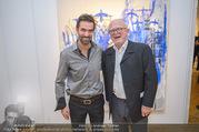 Kaffeesiederball Fächerpräsentation - Galerie Ernst Hilger - Mo 20.11.2017 - Jakob KIRCHMAYR, Ernst HILGER45