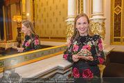 Swarovski Tiara für Opernball 2018 - Staatsoper - Di 21.11.2017 - Maria GRO�BAUER GROSSBAUER12