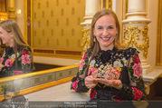 Swarovski Tiara für Opernball 2018 - Staatsoper - Di 21.11.2017 - Maria GRO�BAUER GROSSBAUER13