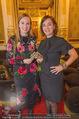 Swarovski Tiara für Opernball 2018 - Staatsoper - Di 21.11.2017 - Maria GRO�BAUER GROSSBAUER, Birgit BERTHOLD-KREMSNER20