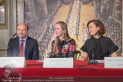 Swarovski Tiara für Opernball 2018 - Staatsoper - Di 21.11.2017 - 25