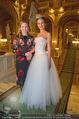 Swarovski Tiara für Opernball 2018 - Staatsoper - Di 21.11.2017 - Deb�dantin Cassandra, Maria GROSSBAUER GRO�BAUER55