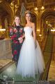 Swarovski Tiara für Opernball 2018 - Staatsoper - Di 21.11.2017 - Deb�dantin Cassandra, Maria GROSSBAUER GRO�BAUER56