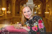 Swarovski Tiara für Opernball 2018 - Staatsoper - Di 21.11.2017 - Maria GRO�BAUER GROSSBAUER67
