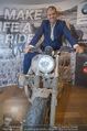 Manfred Baumann Mustangs - Naturhistorisches Museum NHM - Di 21.11.2017 - Manfred BAUMANN auf Motorrad11