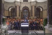 Manfred Baumann Mustangs - Naturhistorisches Museum NHM - Di 21.11.2017 - Publikum, Zuseher, G�ste, Kuppelsaal47