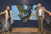 Re-Opening - Bang & Olufsen Store - Mi 22.11.2017 - Herbert FECHTER mit Ehefrau Elisabeth70