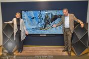 Re-Opening - Bang & Olufsen Store - Mi 22.11.2017 - Herbert FECHTER mit Ehefrau Elisabeth71