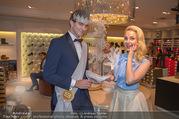 3-Jahresfeier - Schustermann & Borenstein - Do 23.11.2017 - Silvia SCHNEIDER mit Aschenputten Prinz Charming Max5