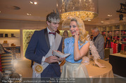 3-Jahresfeier - Schustermann & Borenstein - Do 23.11.2017 - Silvia SCHNEIDER mit Aschenputten Prinz Charming Max7
