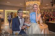 3-Jahresfeier - Schustermann & Borenstein - Do 23.11.2017 - Silvia SCHNEIDER mit Aschenputten Prinz Charming Max11