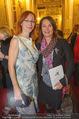 Roman Svabek Buchpräsentation - Staatsoper - Di 28.11.2017 - Elisabeth SVABEK, Doris FELBER21