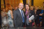 Roman Svabek Buchpräsentation - Staatsoper - Di 28.11.2017 - Dominique MEYER, Doris FELBER23