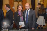 Roman Svabek Buchpräsentation - Staatsoper - Di 28.11.2017 - Dominique MEYER, Doris FELBER24