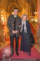 LOOK Woman of the Year Gala 2017 - Rathaus - Mi 29.11.2017 - Inge UNZEITIG mit Sohn Kurt5