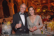 LOOK Woman of the Year Gala 2017 - Rathaus - Mi 29.11.2017 - Paul SEVELDA, Adele NEUHAUSER98