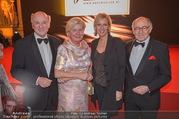 LOOK Woman of the Year Gala 2017 - Rathaus - Mi 29.11.2017 - Georg MARKUS mit Ehefrau Daniela, Erwin PR�LL mit Ehefrau Sissi286
