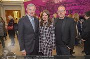 70 Jahresfeier - Modeschule Hetzendorf - Do 30.11.2017 - JC J�rgen Christian H�RL, Thomas SCH�FER-ELMAYER, Sabine KARN5