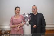 70 Jahresfeier - Modeschule Hetzendorf - Do 30.11.2017 - Lena HOSCHEK, JC J�rgen Christian H�RL14