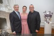 70 Jahresfeier - Modeschule Hetzendorf - Do 30.11.2017 - Thomas SCH�FER-ELMAYER, Lena HOSCHEK, JC J�rgen Christian H�R16