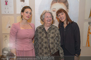 70 Jahresfeier - Modeschule Hetzendorf - Do 30.11.2017 - Lena HOSCHEK, Anni RADNITZKY, Monika KYCELT17