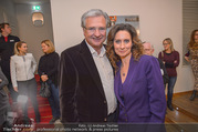Elisabeth ORF III - Präsentation - Theater an der Wien - Di 05.12.2017 - Herbert FECHTER, Pia DOUWES5