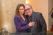 Elisabeth ORF III - Präsentation - Theater an der Wien - Di 05.12.2017 - Sylvester LEVAY, Pia DOUWES11