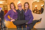 Elisabeth ORF III - Präsentation - Theater an der Wien - Di 05.12.2017 - Pia DOUWES, Sylvester LEVAY, Maya HAKVOORT18