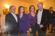 Elisabeth ORF III - Präsentation - Theater an der Wien - Di 05.12.2017 - Pia DOUWES, Alexander WRABETZ, Maya HAKVOORT, Sylvester LEVAY, H21