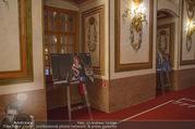 Maria Theresia ORF Präsentation - Schloss Esterhazy - Mo 11.12.2017 - 10