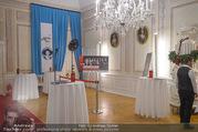 Maria Theresia ORF Präsentation - Schloss Esterhazy - Mo 11.12.2017 - 11