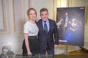 Maria Theresia ORF Präsentation - Schloss Esterhazy - Mo 11.12.2017 - Marie-Luise STOCKINGER, Cornelius OBONYA29