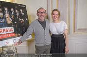 Maria Theresia ORF Präsentation - Schloss Esterhazy - Mo 11.12.2017 - Karl MARKOVICS, Marie-Luise STOCKINGER42