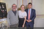 Maria Theresia ORF Präsentation - Schloss Esterhazy - Mo 11.12.2017 - Karl MARKOVICS, Marie-Luise STOCKINGER, Stefan OTTRUBAY45