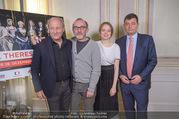 Maria Theresia ORF Präsentation - Schloss Esterhazy - Mo 11.12.2017 - Robert DORNHELM, Karl MARKOVICS, Marie-Luise STOCKINGER, Stefan 47